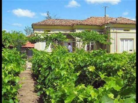 house with big garden for sale in bulgaria wmv