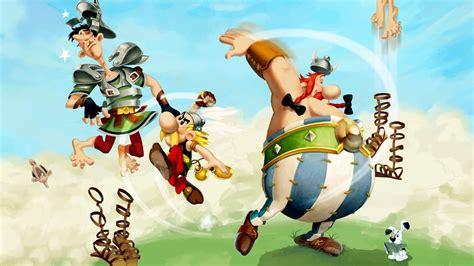 dumeegamercom asterix obelix xxl  remastered