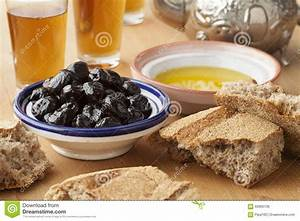Moroccan Traditional Breakfast Stock Photo - Image: 60860136