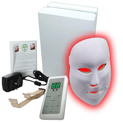 led light therapy new pro nu led photon mask skin rejuvenation led