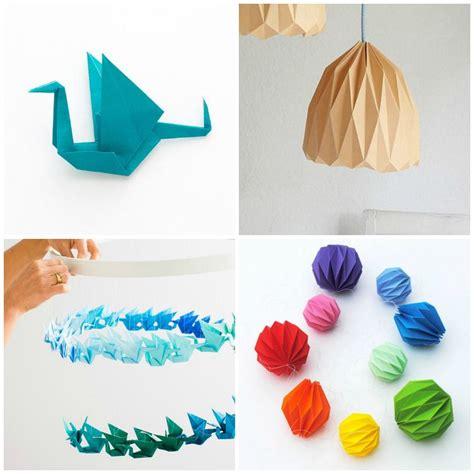 pliage papier facile d 233 couvrez l origami facile avec ces 3 tutoriels de diy d 233 co en papier