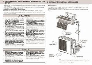 Mitsubishi Mxz 3a54va Mxz 4a71va Air Conditioner