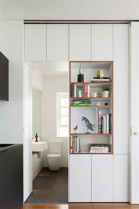 minimalist  city micro apartment  smart functional design idesignarch interior