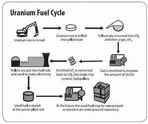 Uranium Fuel Cycle