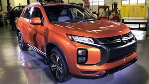 2020 Mitsubishi Outlander Sport Revealed In America  Drops