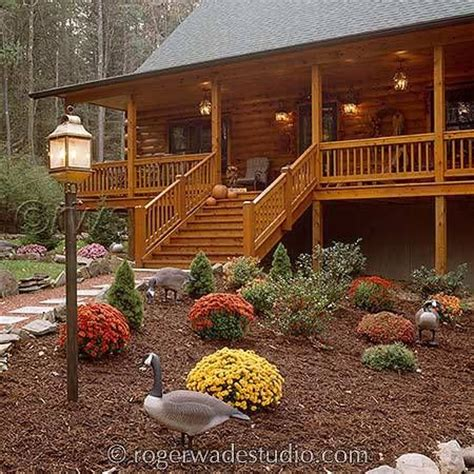 Best Cabin Sweet Images Pinterest Log