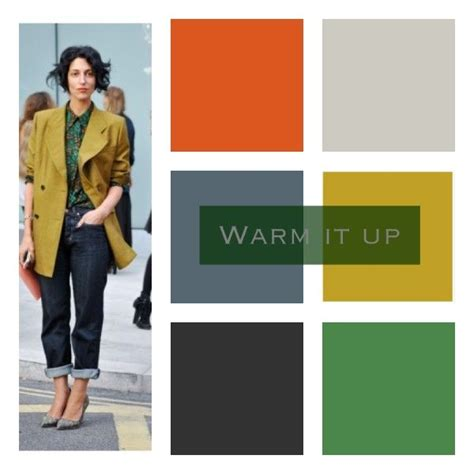 Palette Green All Seasons by Runway To Color Palette For Fall Homie Warm