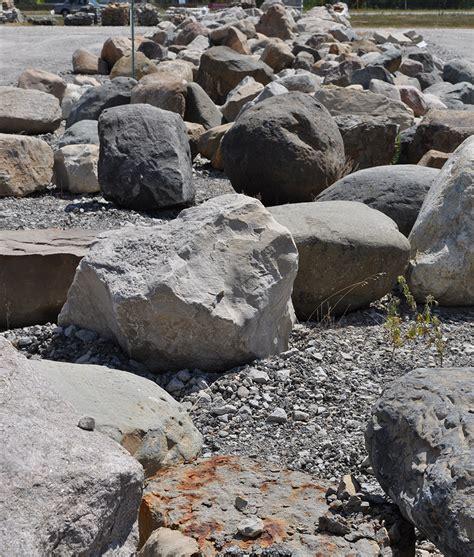 granite boulders indianapolis decorative rock mccarty