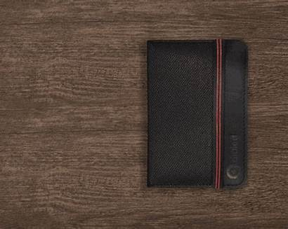 Notebook Wallet Kickstarter Passport Travel