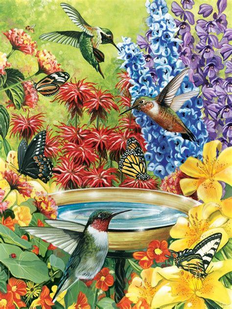 butterflies  hummingbirds   garden surfn beach