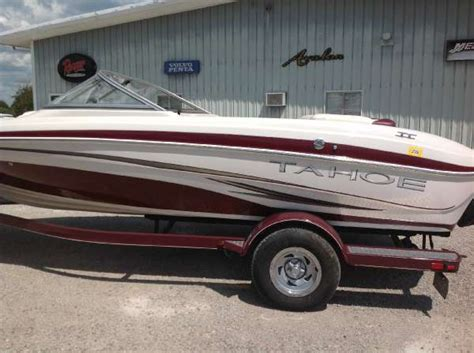 Used Tahoe Boats Illinois 1990 tahoe boats for sale in illinois