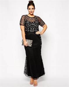 Delicate Beading Short Sleeve Formal Evening Dress Ankle ...