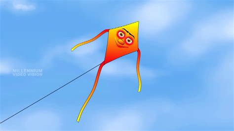 kite animation song blossoms youtube