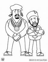 Hop Coloring Hip Pages Rappers Rap Mark Hiphop Dokument Books Presents Bboy Printable Press Popular sketch template