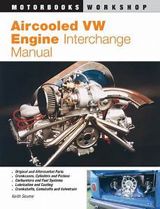9780760303146  Aircooled Vw Engine Interchange Manual  The