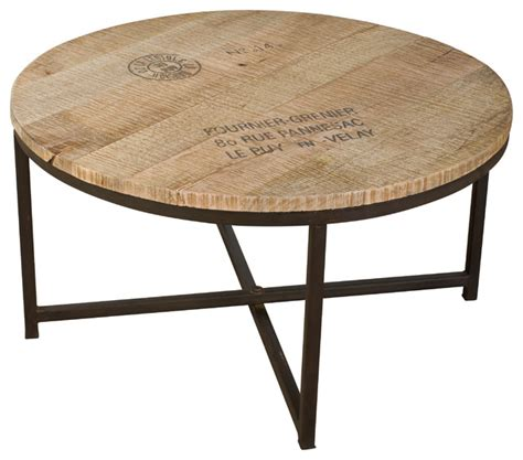 round industrial coffee table ayodhya round coffee table industrial coffee tables