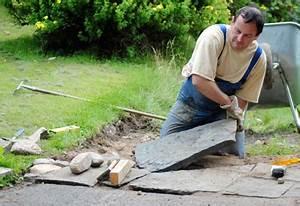 Polygonalplatten Auf Beton Verlegen : platten ~ Lizthompson.info Haus und Dekorationen