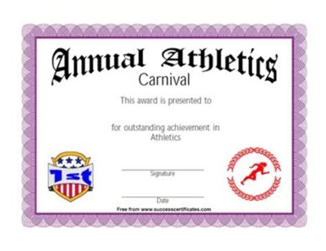 Baseball Achievement Certificate Baseball Success Athletics Award Certificate Recognition For Outstanding