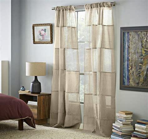 rideaux chambres à coucher 35 propositions de beau rideau pour le décor de votre maison