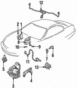 Abs Components For 1997 Buick Riviera