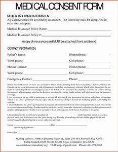 Medical Supply List Template Medical Release Forms Template Ipasphoto