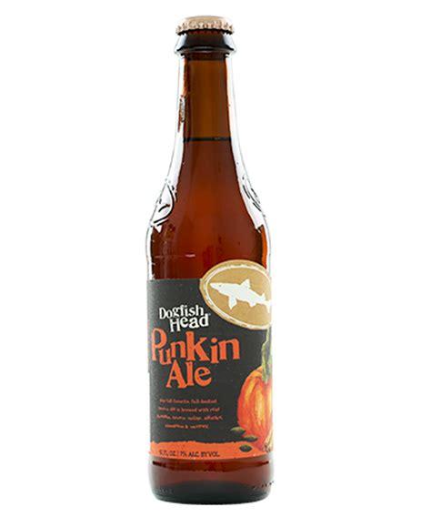 Dogfish Pumpkin Ale by Punkin Ale Beer Review Vinepair