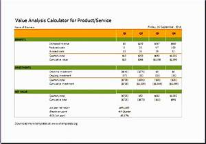 Lovely Customer Portfolio Profitability Analysis Sheets - Exceltemplates