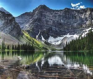 """""""Rawson Lake, Kananaskis, Canada"""" by Chad Kruger Redbubble"""