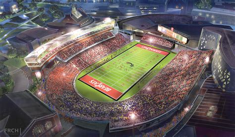 proposed nippert stadium renovations announced