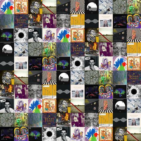 Glass Animals Wallpaper - lewis mar 171 tiled desktop wallpaper