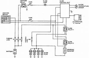 Mercedes Glow Plug Relay Wiring Diagram
