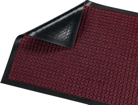floor mat for carpet waterguard indoor and outdoor entrance mat rubber