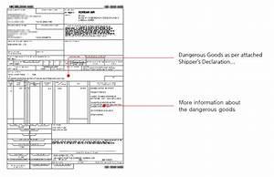 Standard Invoice Format Ocs Korea