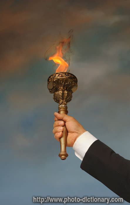 torch photopicture definition  photo dictionary