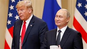 Outrage at Trump performance with Putin