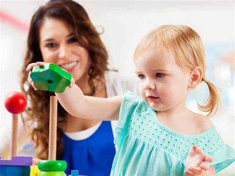 child care center in warrenton va meadowbrook child 116 | girl with teacher