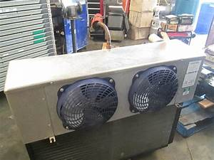 Bohn Heatcraft Walk In Cooler 2 Dual Fan Refrigeration