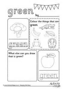 HD wallpapers free printable kindergarten worksheets color words