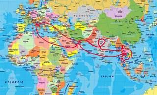 Cartina Geografica Mondo