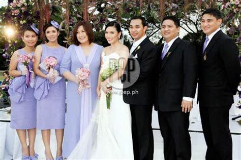 sharon cuneta wedding dress insured fashion
