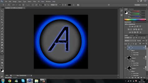 How To Make A Good Logo Using Photoshop! Youtube