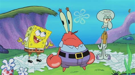 What Could Go Wrong At A Krusty Krab Company Picnic?