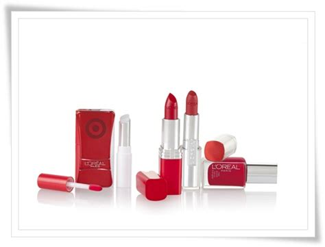 l oreal target red collection for fall 2011 musings of a