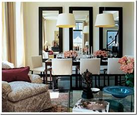 Mirrors Dining Room by 17 Best Ideas About Dining Room Mirrors On Pinterest
