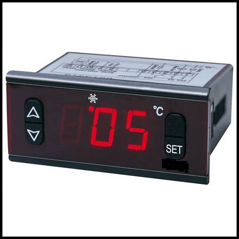 thermostat chambre froide thermostat électronique 1 relais klx 101 230 v