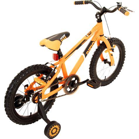 kinderfahrrad 16 zoll jungen kinderfahrrad 16 zoll kinder fahrrad jungen difiori firefly 16 quot st 252 tzr 228 der ab 4 ebay