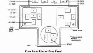 Solved  2000 Dodge Ram Van Fuel Pump Relay Location