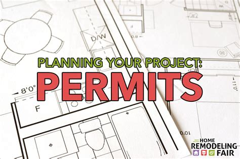planning  project permits home remodeling fair