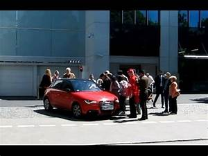 Bayern Automobiles : javi martinez driving funny small car audi a1 fc bayern munich player car auto youtube ~ Gottalentnigeria.com Avis de Voitures
