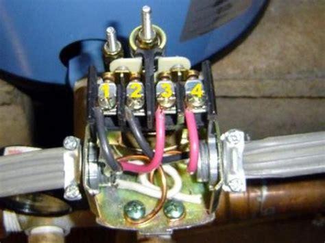 Wiring Help Pumptrol Pressure Switch Doityourself